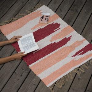 tapis fabriqué en france