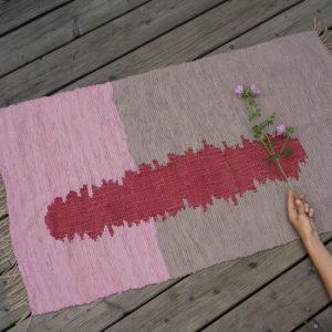 tapis tissé en france