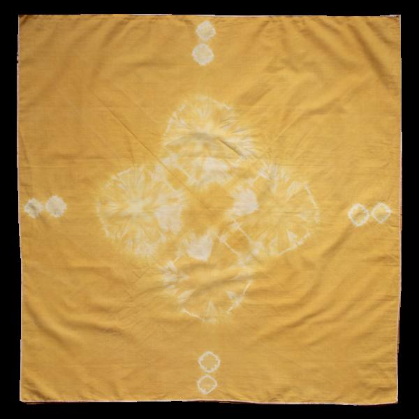furoshiki jaune astre