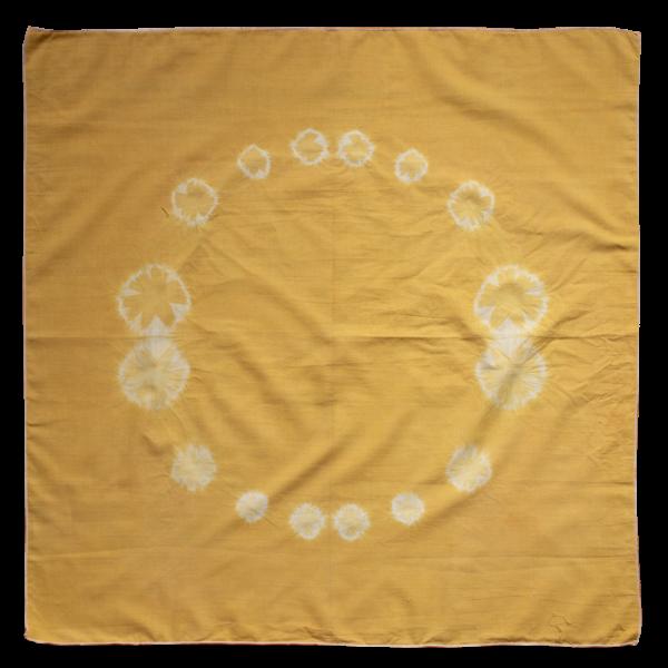 furoshiki lune jaune